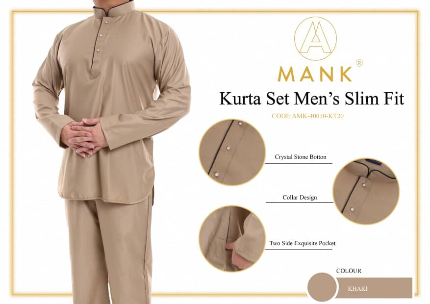 MEN'S KURTA SET BY BRAND {A MANK }- SLIM FIT { LIMITED EDITION } 2020 HOT SELLING ( LIMITED STOCK ) HURRY UP !!!!!