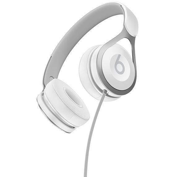 100% Original Beats EP On-Ear Headphones - White (1 Year Malaysia Warranty)