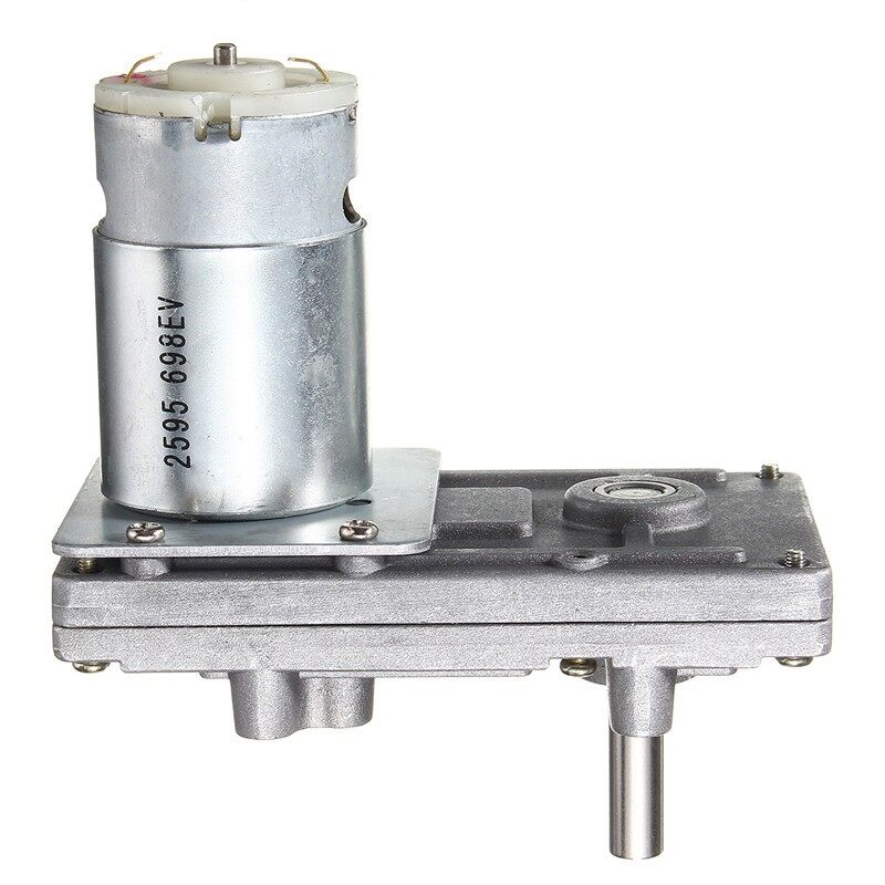 Moto Spare Parts - TAKANAWA 555 metal gear motors 24V DC gear motor high torque low noise - Motorcycles, & Accessories