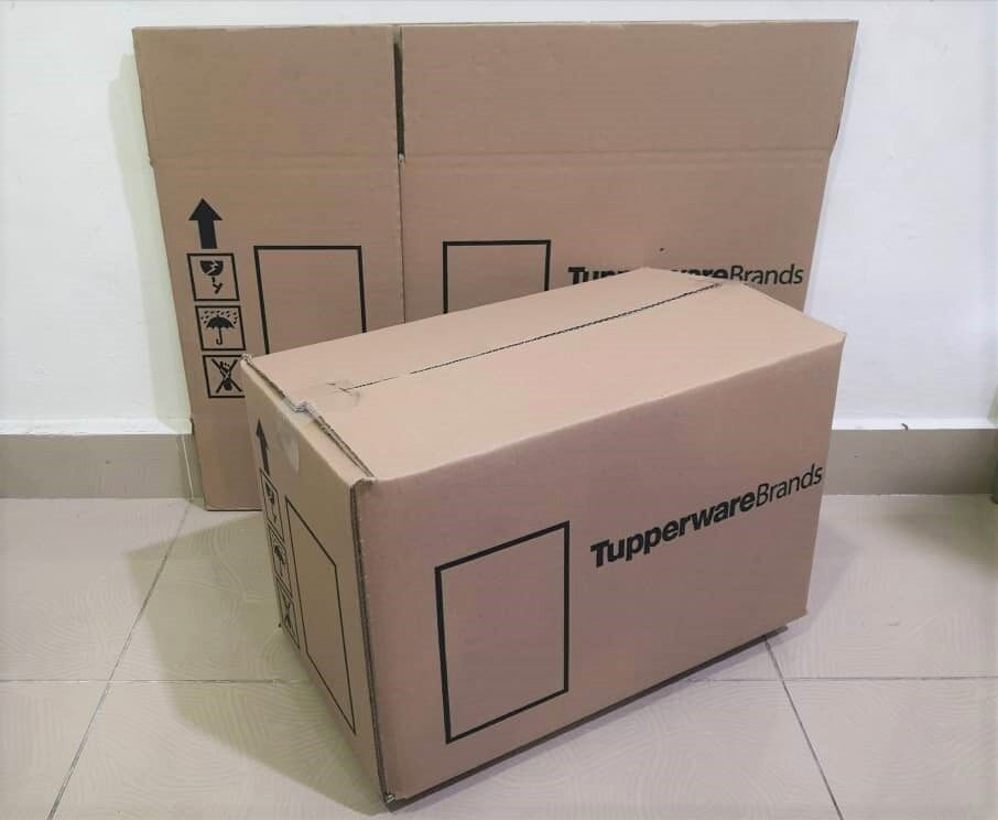 10pcs Printed Carton Boxes (L416 X W238 X H273mm)