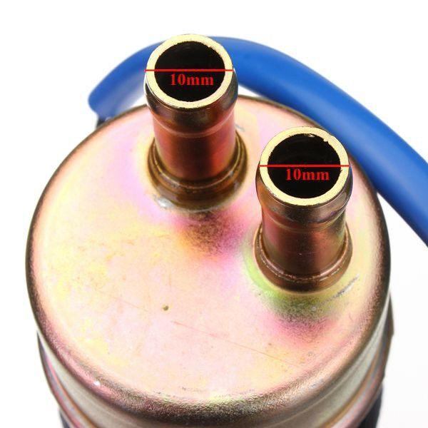 Tyres & Wheels - 80 LPH Car Auto Fuel Pump For Honda - Car Replacement Parts