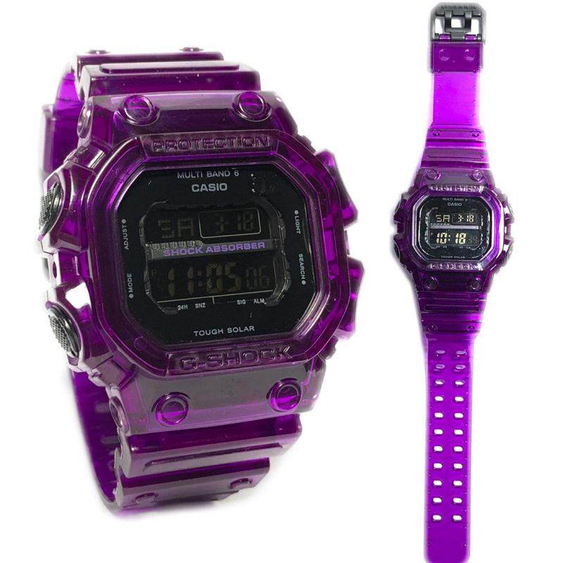 New Arrival Sport Casio_G_SHOCK_Jelly King Digital Time Display Fashion Casual Watch For Unisex