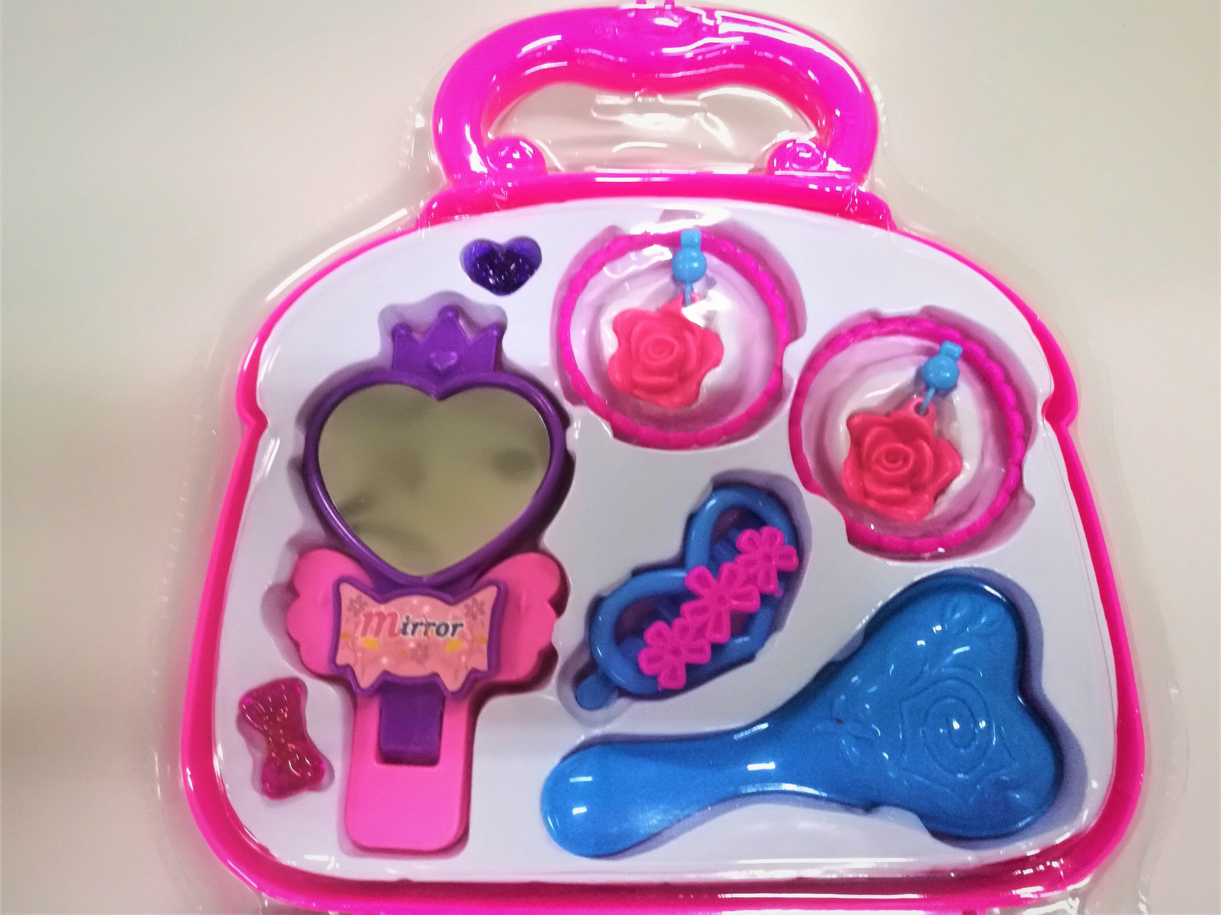 Beauty Set Box for Little Girls