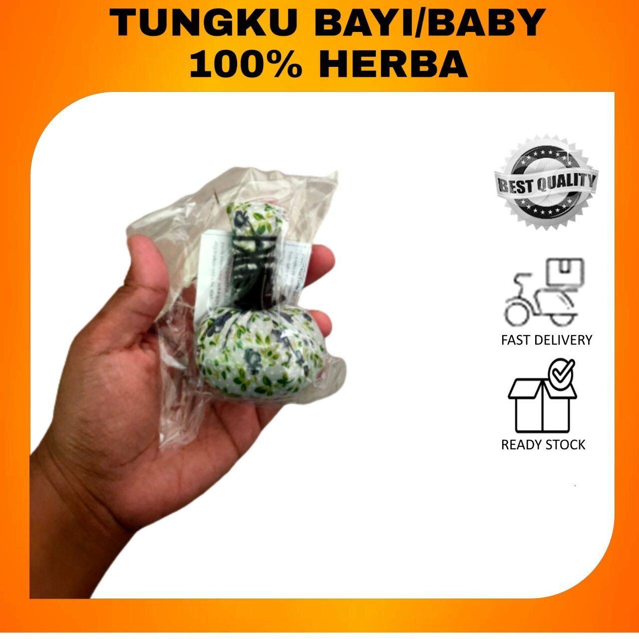 TUNGKU BAYI/BABY 100% HERBA