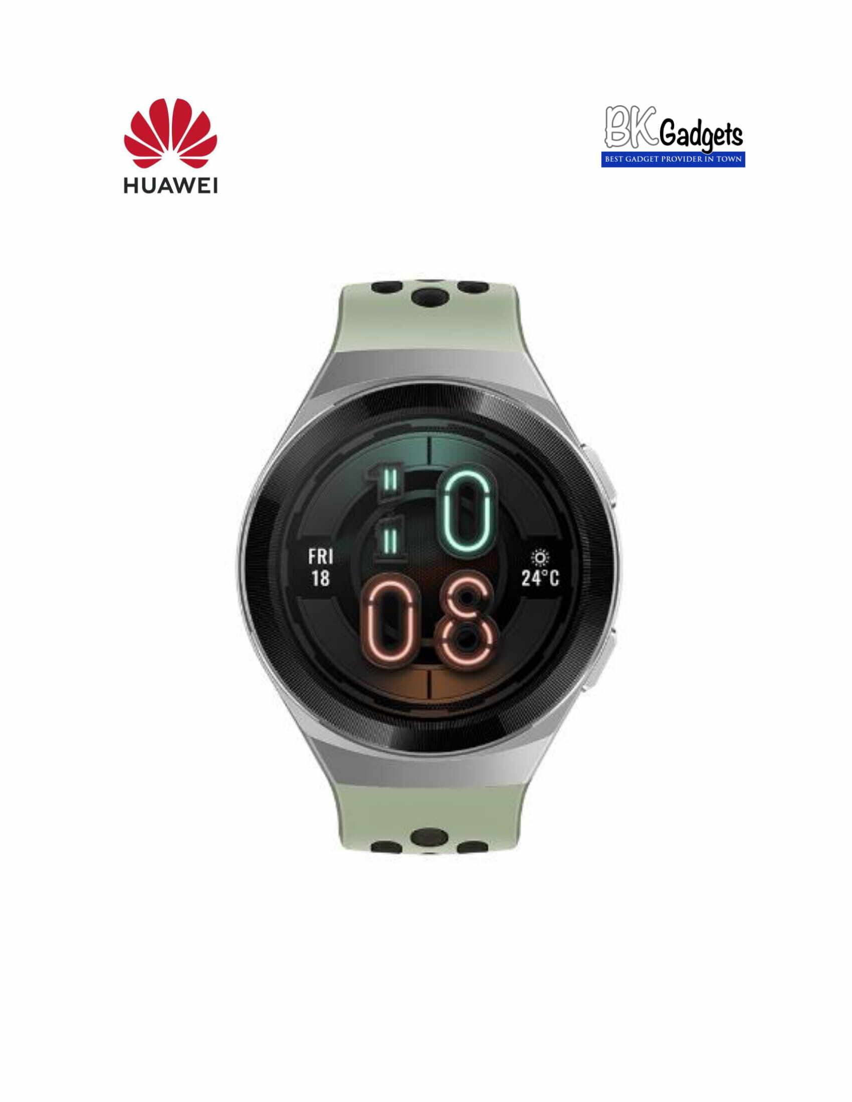 HUAWEI WATCH GT 2e Mint Green + FREE Strap