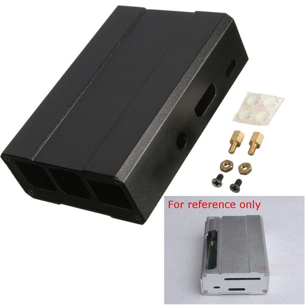 Cool Gadgets - Premium Aluminum Alloy Protective Case For Raspberry Pi 2 Model B RPi B+ B - Mobile & Accessories