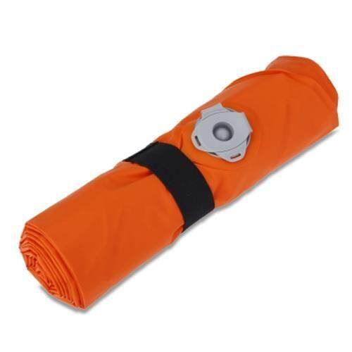 BLUEFIELD OUTDOOR CAMPING MAT PAD BED SLEEPING AIR MATTRESS (ORANGE)