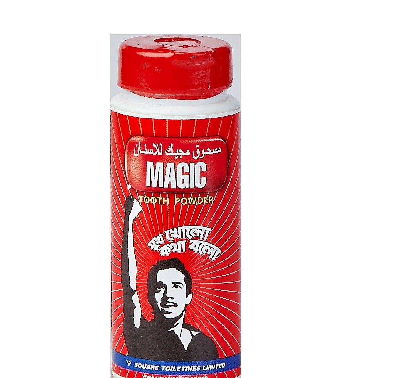 MAGIC TOOTH POWDER - 100 GM