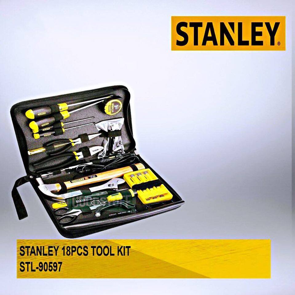 Stanley Home Tool Kit ( 18Pcs )