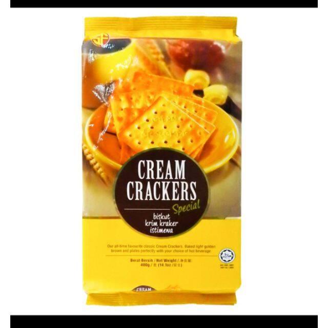 Shoon Fatt Cream Crackers Special 400g