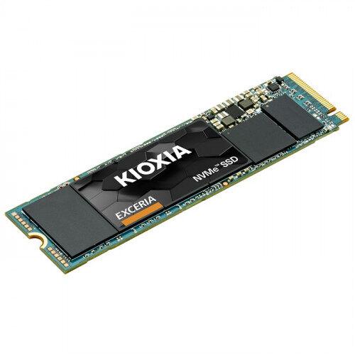 Toshiba Kioxia Exceria PCIe NVMe SSD, Available Capacity 250GB(LRC10Z250GG8) / 500GB(LRC10Z500GG8) / 1TB(LRC10Z001TG8)