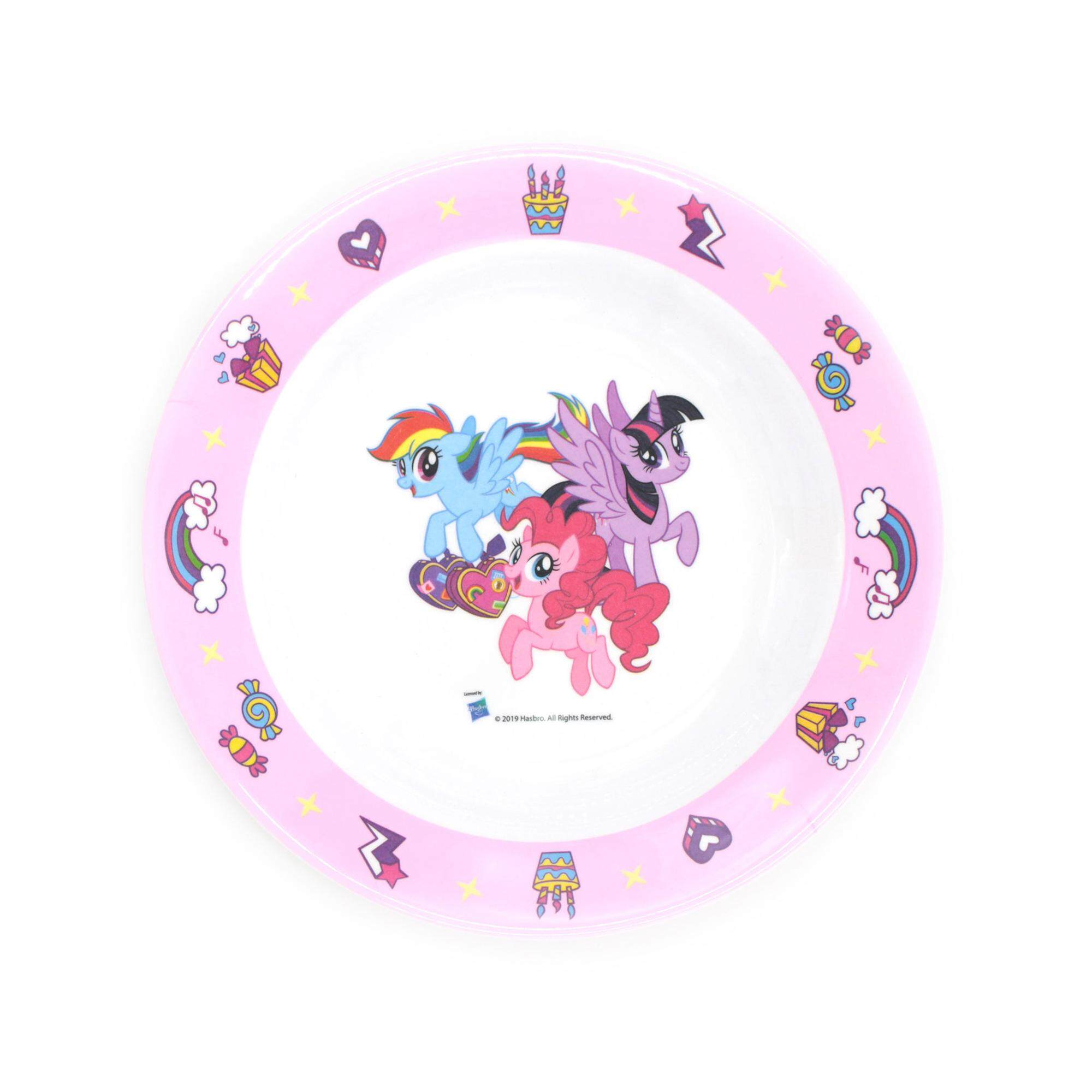 My Little Pony 8 Kids Party Deep Plate - Friendship Is Magic
