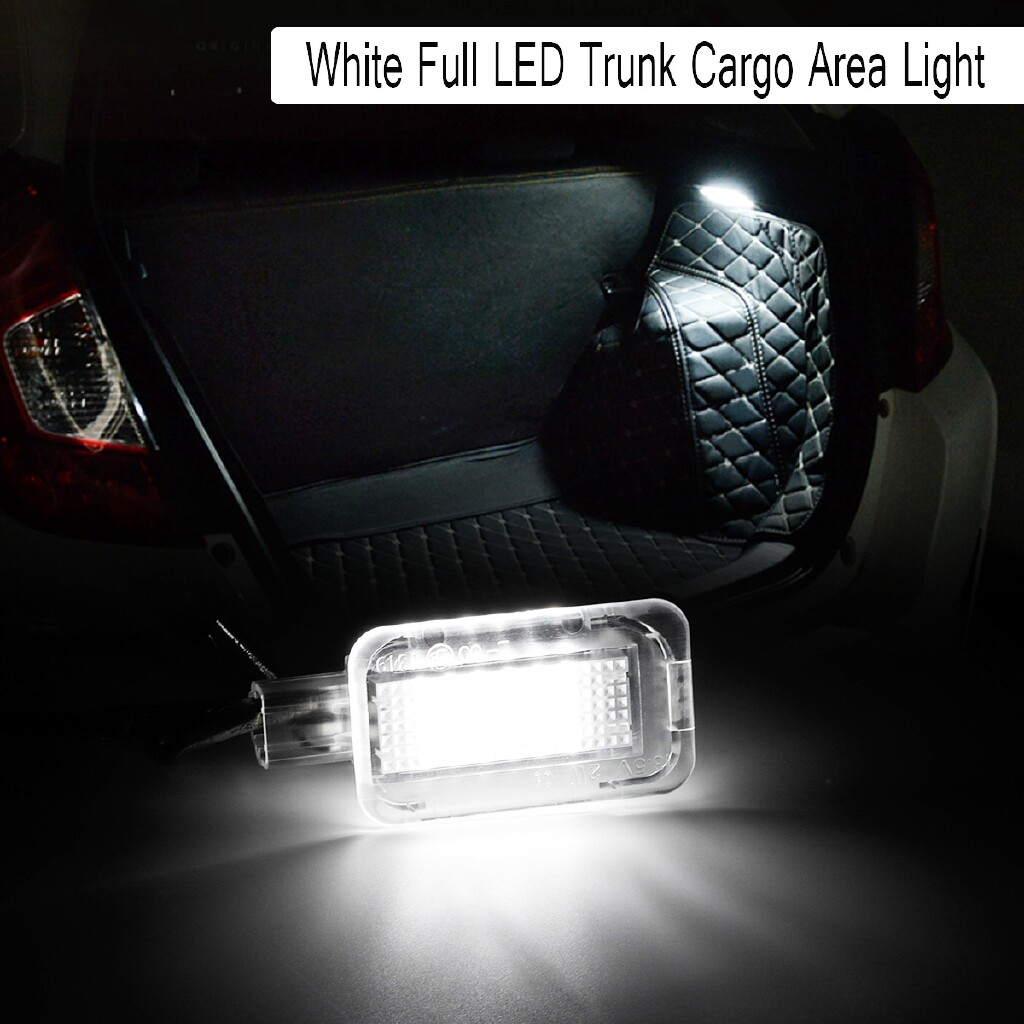 Car Lights - LED Trunk Lid Cargo Area Light Assembly For Honda Accord Civic Insight Fit Acura - Replacement Parts