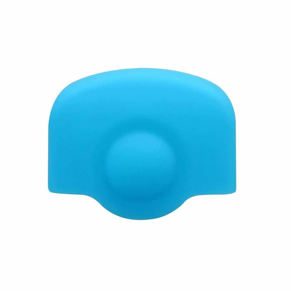 Andoer Protective Silicone Rubber Cover Soft Case Protector Skin Cover for Ricoh Theta S 360 Degree Panoramic Panorama Camera (Blue)