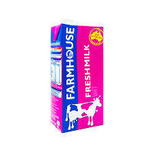 FARMHOUSE FRESH MILK 1 LITRE