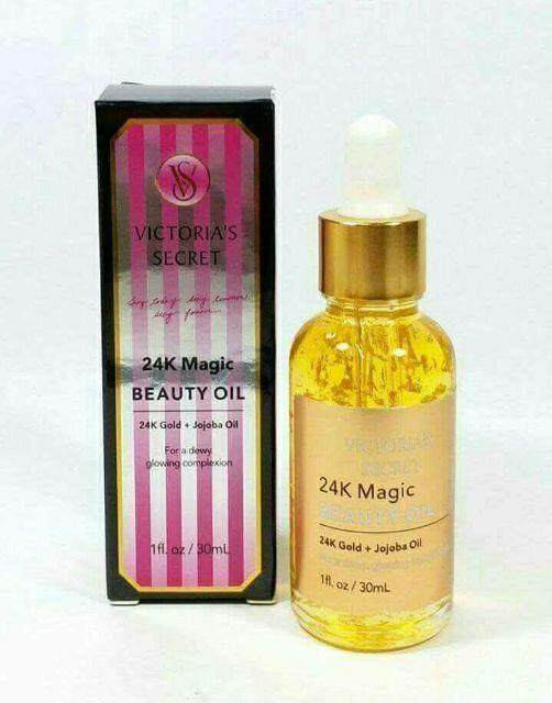 FREE GIFT24K Magic Beauty Oil VS Primer