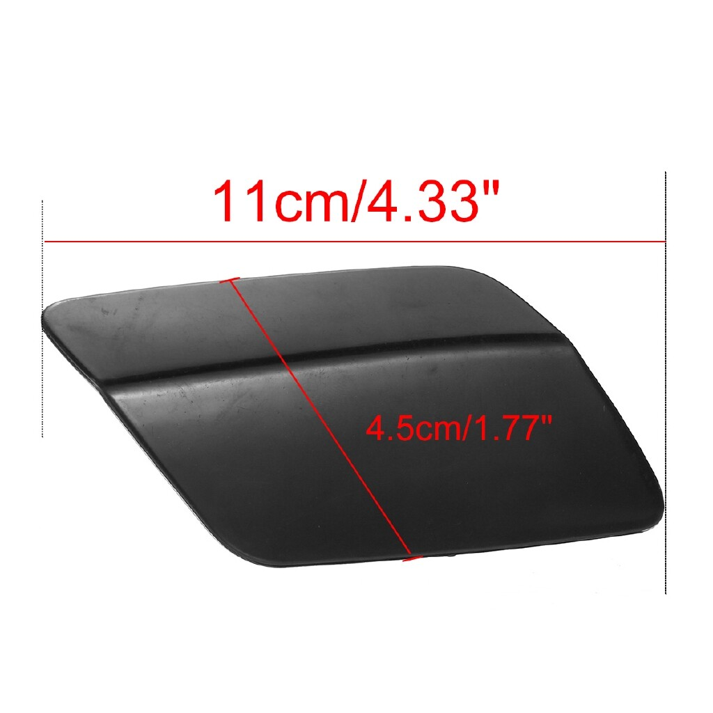 Car Accessories - Headlight Washer Cover For BMW E92 E93 2010-2014 Coupe/Convertible Right Side - Automotive