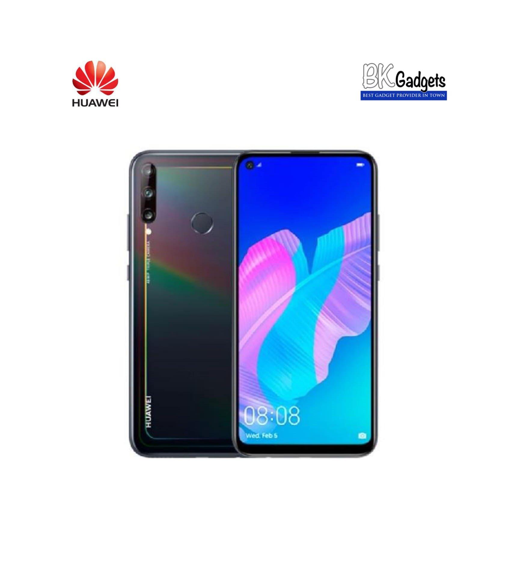 HUAWEI Y7P Midnight Black [ 4GB + 64GB ] Smartphone