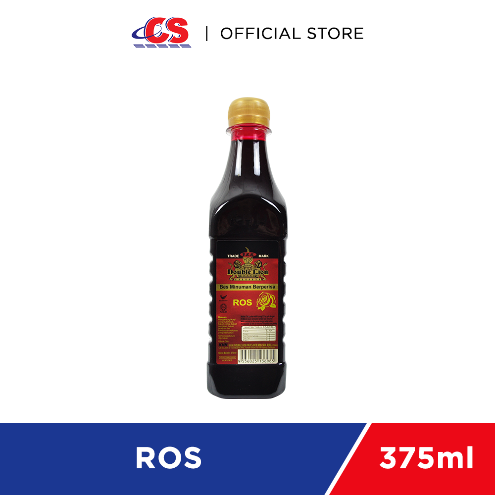 DOUBLE LION Concentrate Ros 375ml