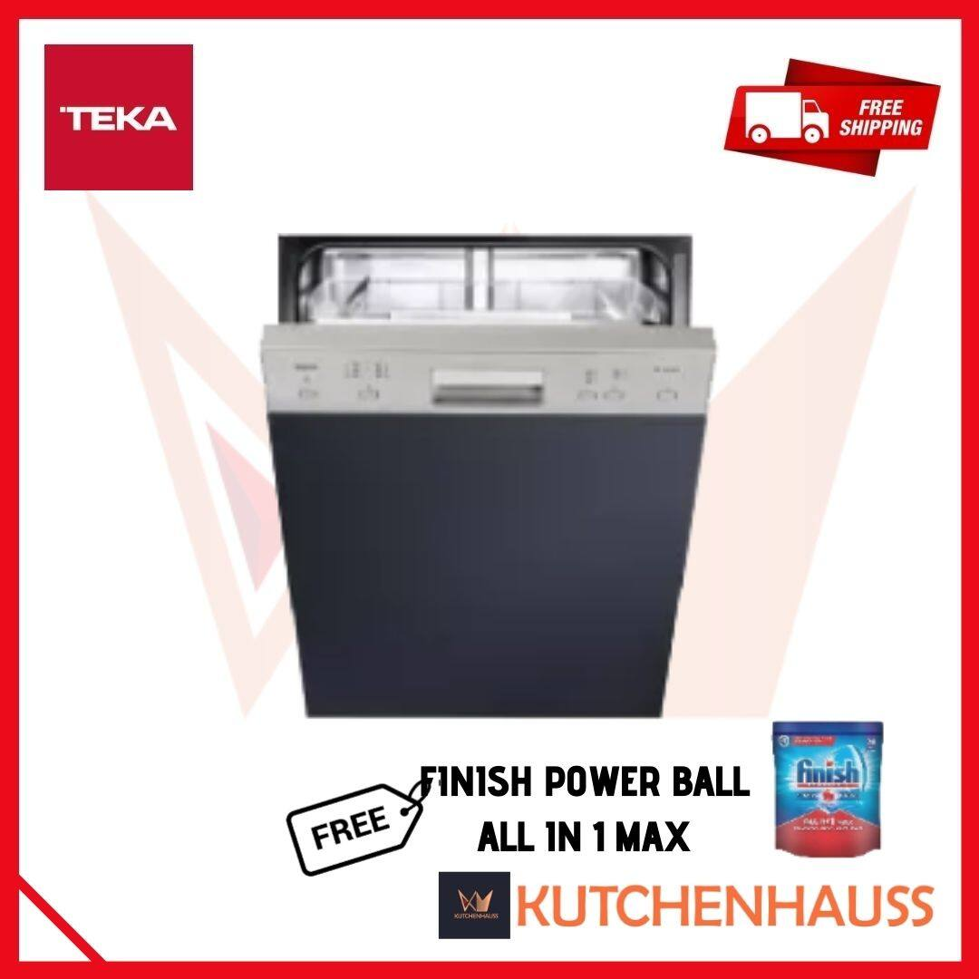 Teka Semi Built In Dishwasher DW605S (Door panel not included) / Kutchenhauss