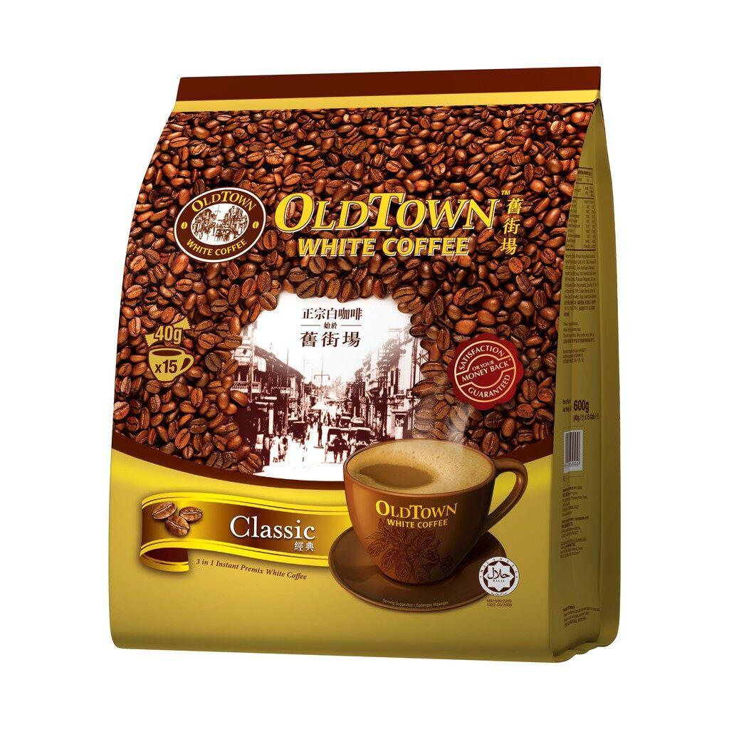 OLDTOWN WHITE COFFEE 3 IN 1 570G