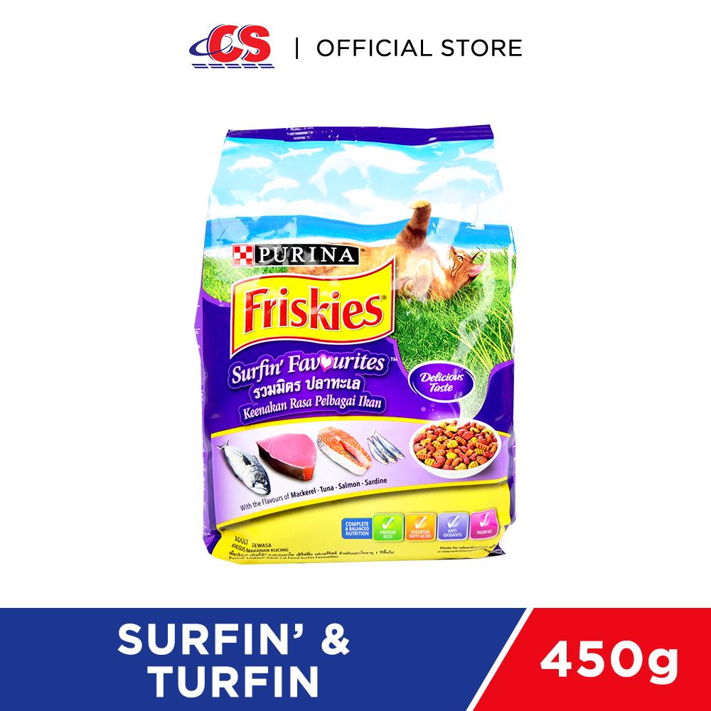 FRISKIES Adult Surfin' & Turfin 450g