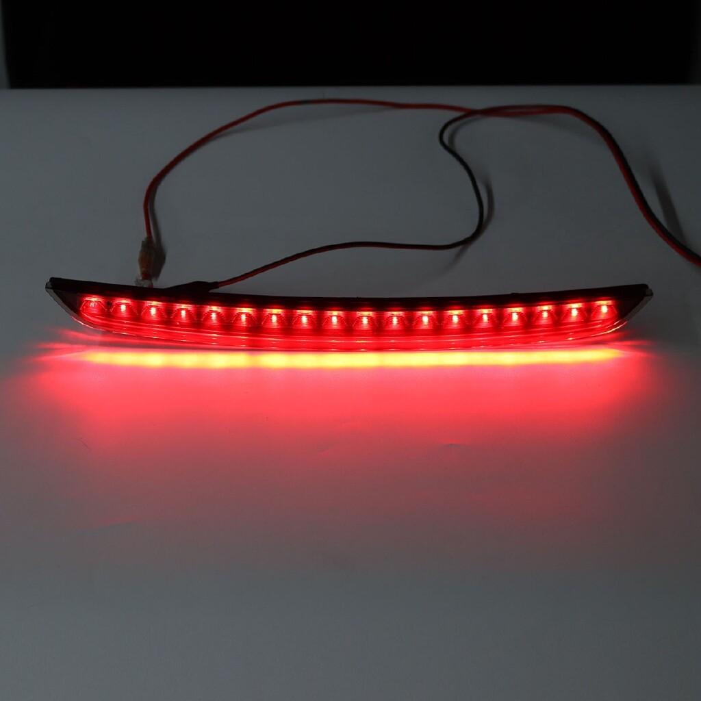 Car Lights - Car Third Brake Stop LED Light For Audi MK2 TT 2007-2014 Rear LED High Level Brake Light Lamp Third - Replacement Parts