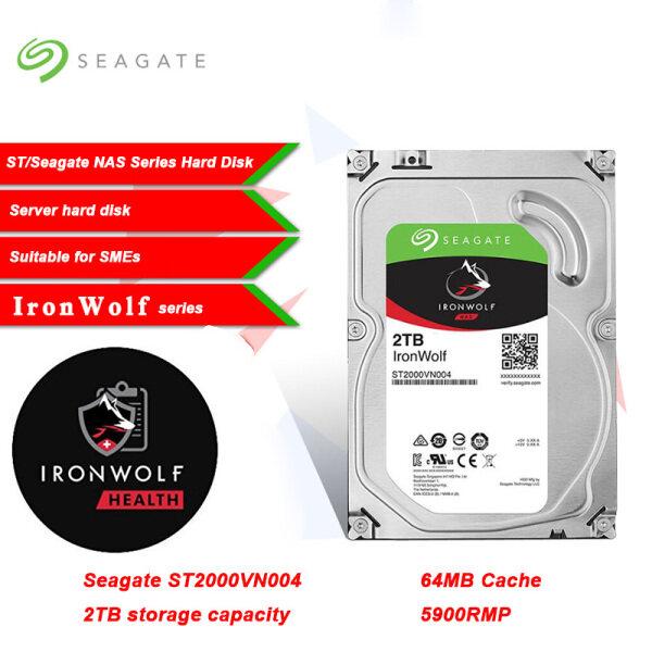 Bảng giá Seagate Bản Gốc 2TB IronWolf NAS Tối Ưu Hóa Giao Diện SATA NCQ 64 Mb Bộ Nhớ Đệm 6 Ổ Cứng Trong Tốc Độ Gb/giây 3.5 Inch Phong Vũ