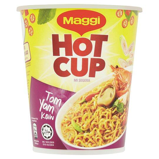 MAGGI HOT CUP TOM YAM KAW FLAVOUR 61G