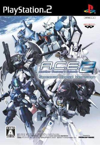 Ps2 ACE Another Centurys Episode 2 Special Vocal Version