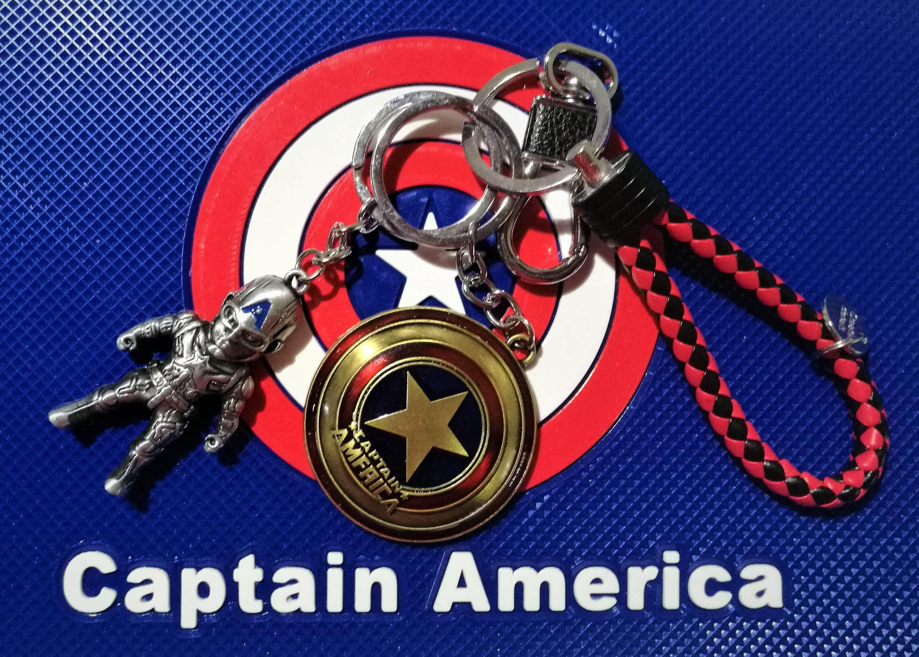 Avengers Key Chain Captain America