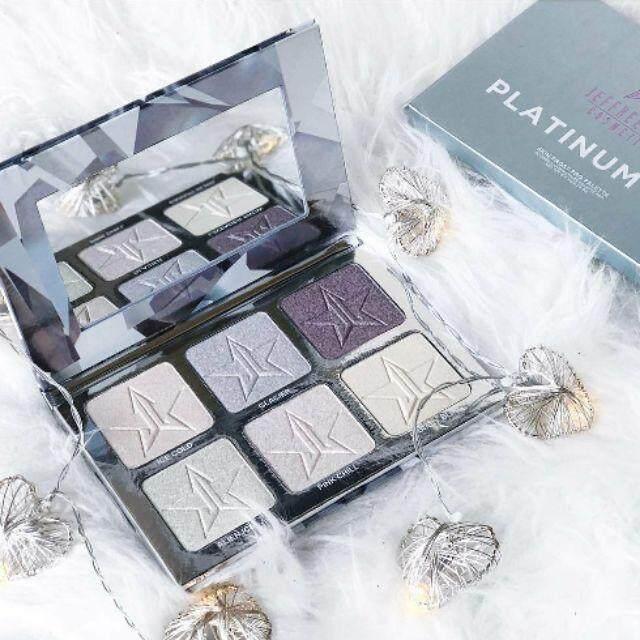 FREE GIFTJeffree Star Platinum Ice Highlighter Palette