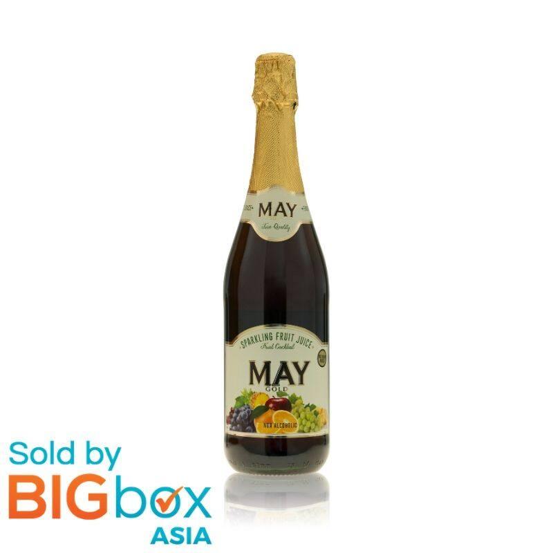 [BIGBox Asia] May Sparkling Juice 750ml - Fruit Cocktail