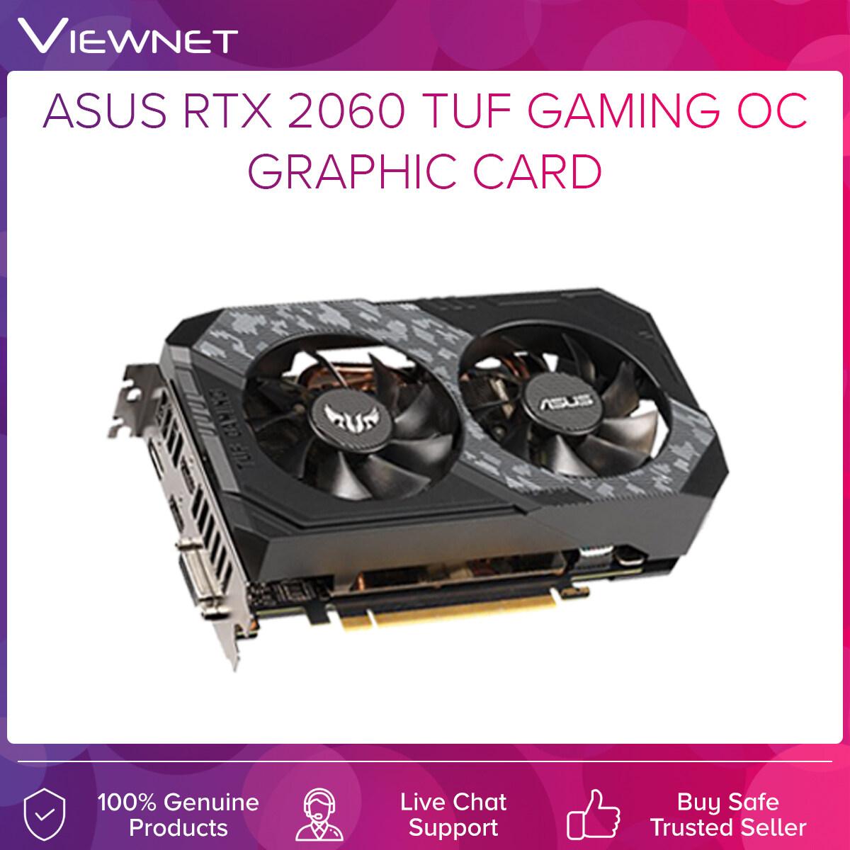 Viewnet Gaming PC AMD Ryzen 5 2600 Processor/Asus B450M TUF Pro Gaming S Motherboard/Adata D10 8GB PC3200 x2 DDR4 Ram/Adata SX8200 Pro M.2 SSD/Asus RTX2060 6GB TUF Gaming OC Graphics Card/Thermaltake M-ATX S100 Chassis/Aigo GP550W Power Supply