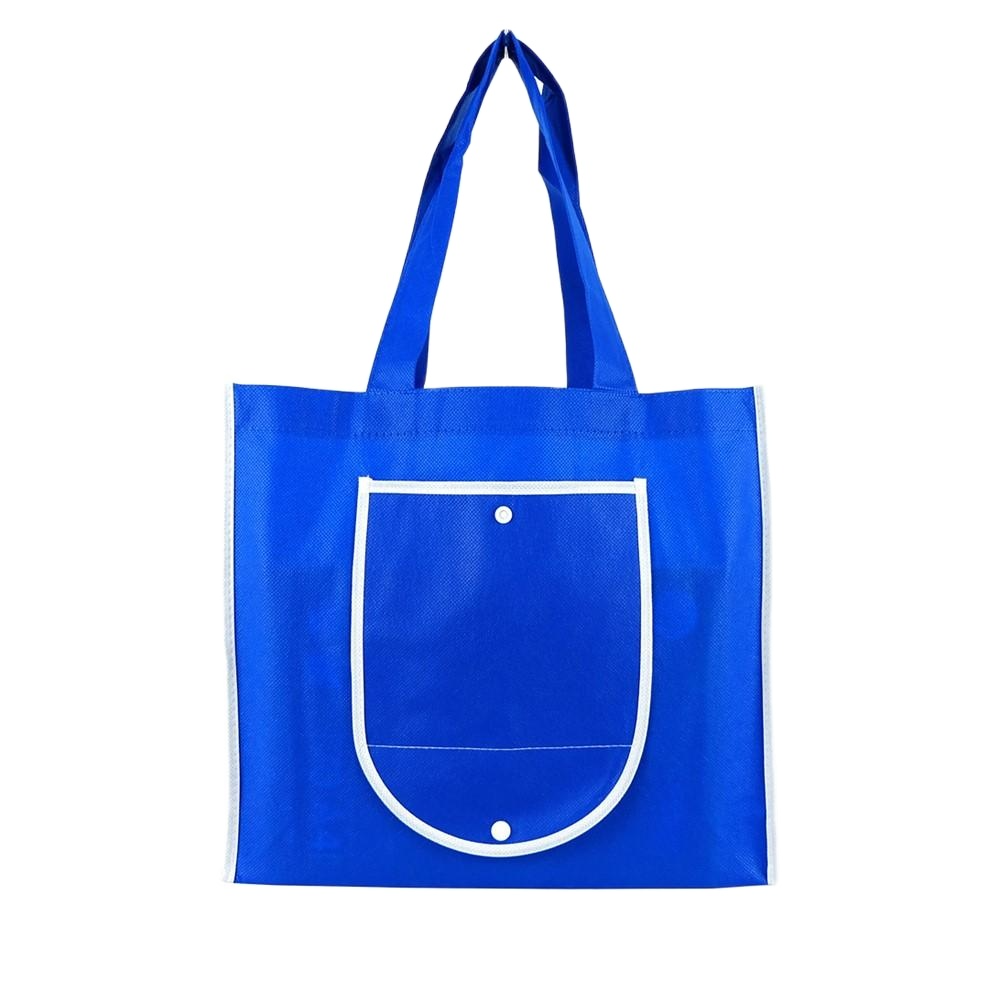 Poly-Pac Foldable Non Woven Tote Bag