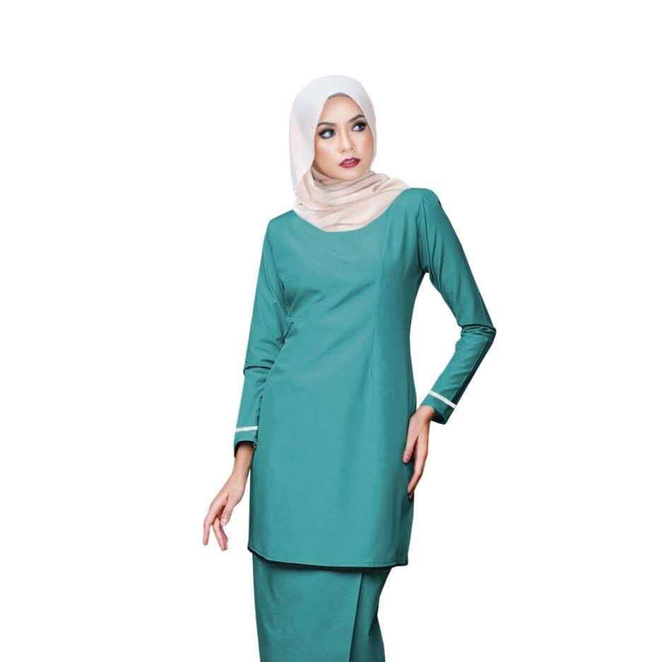 New Collection BEM Baju Kurung Modern with stylish sleeves Terbaik