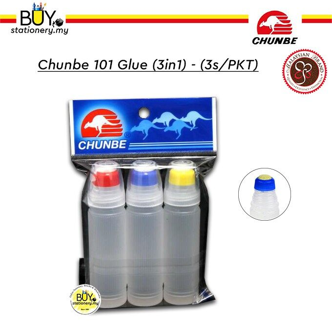 Chunbe 101 Glue (3in1) - (1s/PKT)