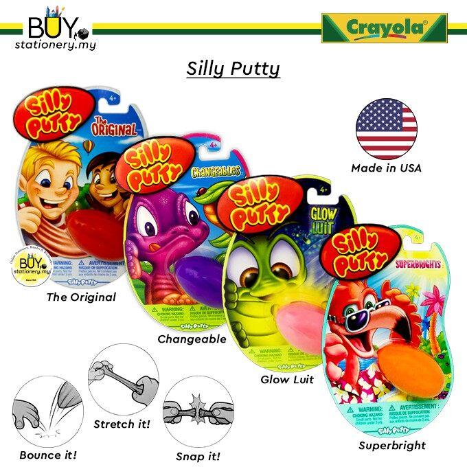 Crayola Silly Putty - (1s/CARD)