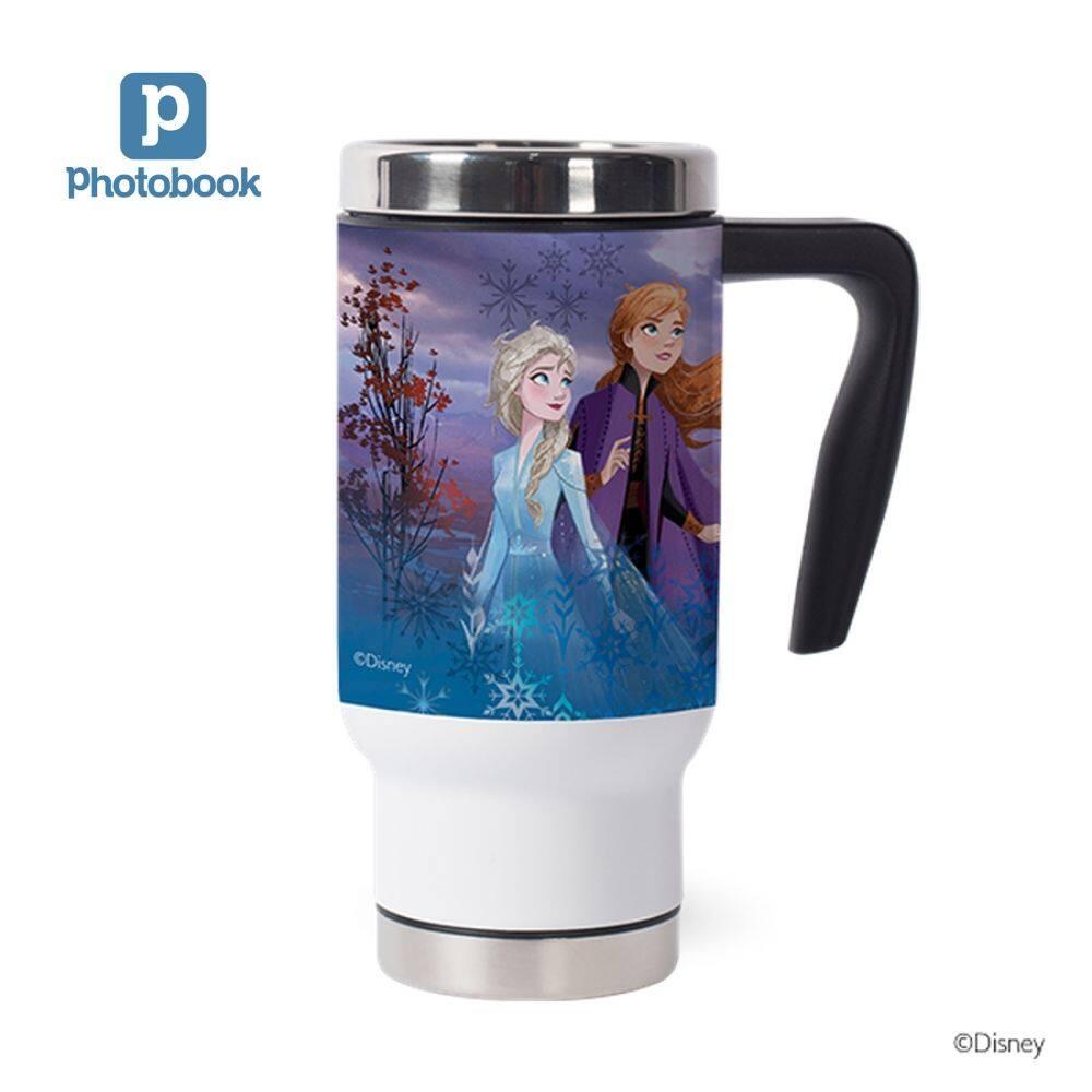[e-Voucher] Photobook Disney Frozen II Personalised Travel Tumbler 17oz