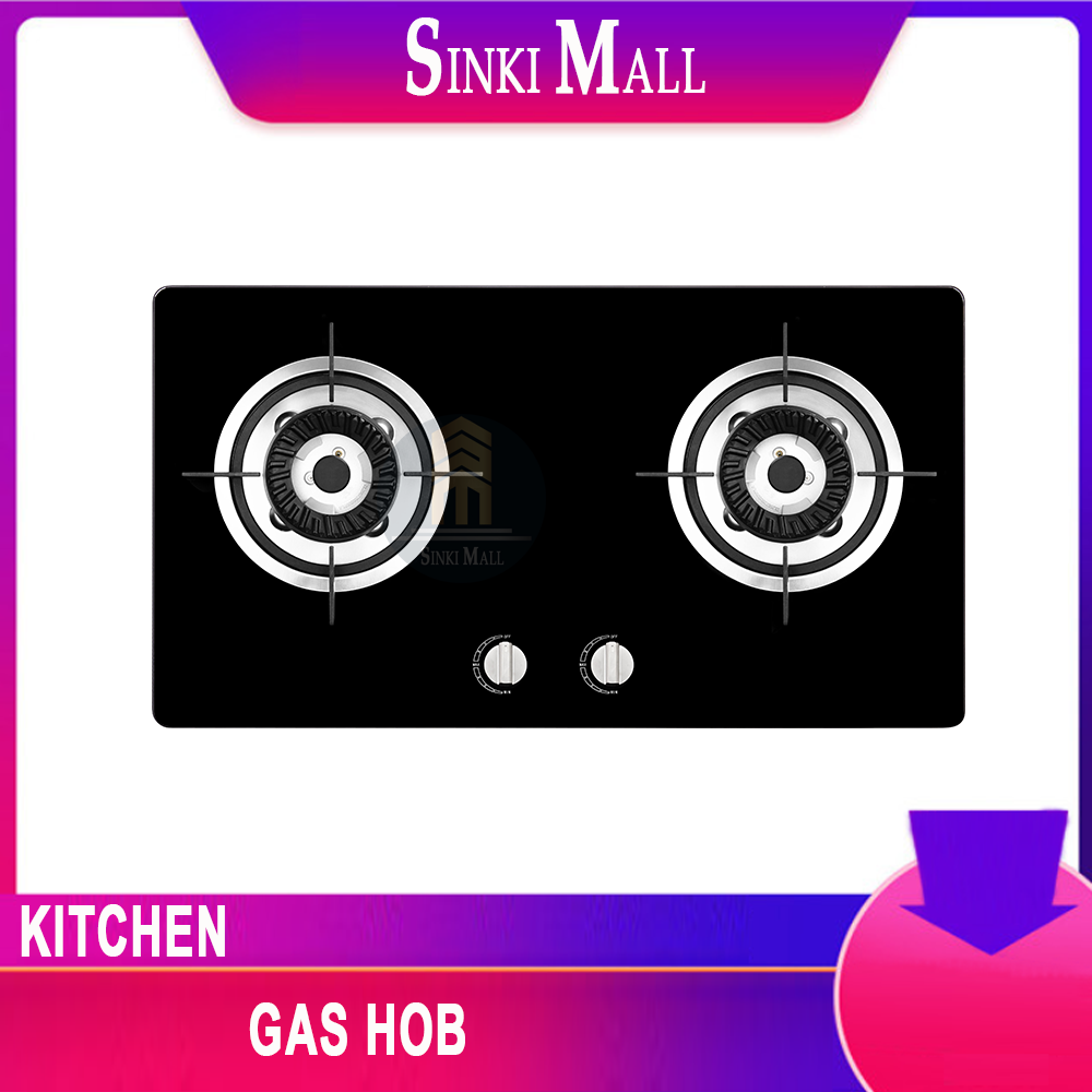 Hob Long-short Sprial Kitchen Gas Hob Gas Stove Gas Cooker GHBC