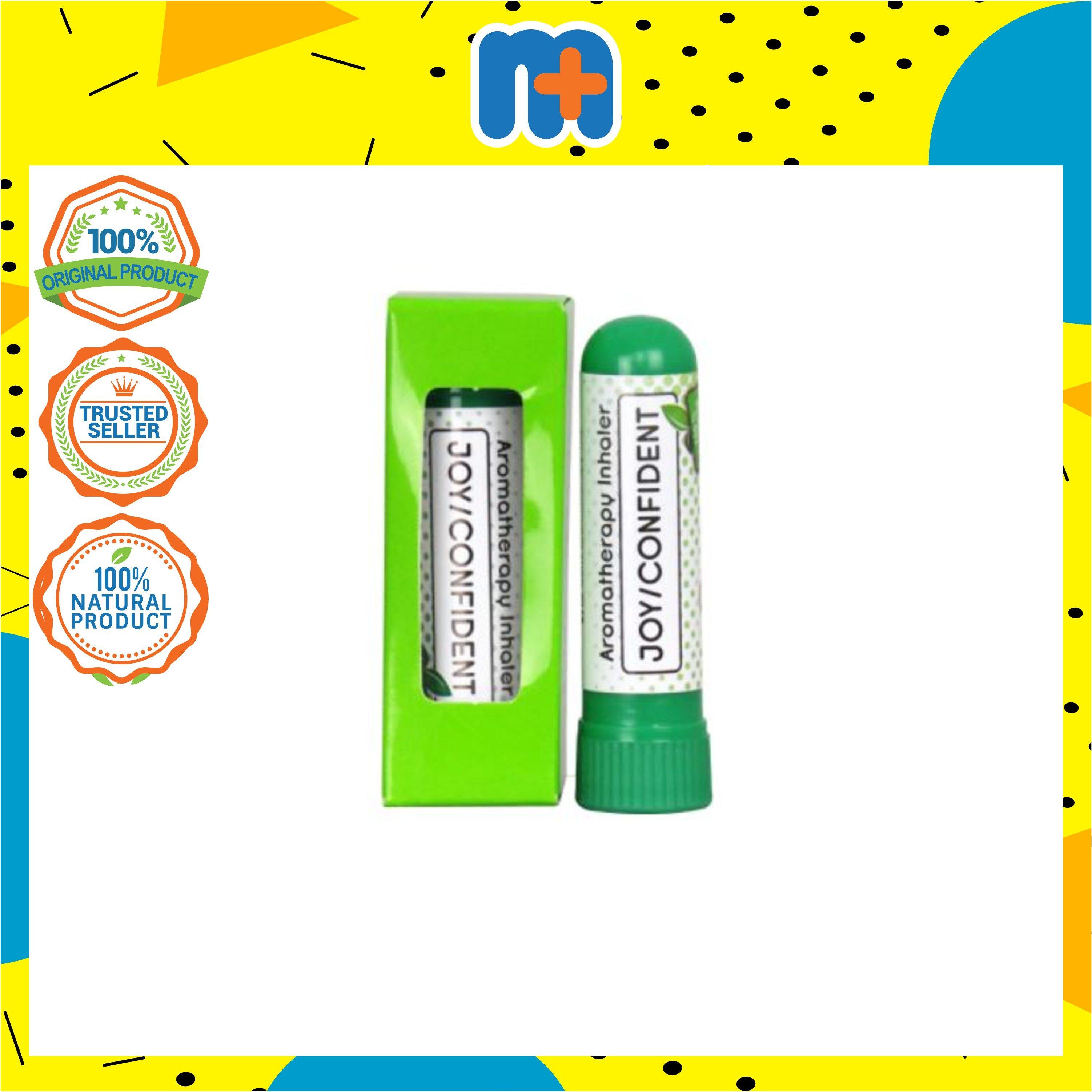 [MPLUS] GRITZ Aromatherapy Inhaler - Joy/Confident 2ml