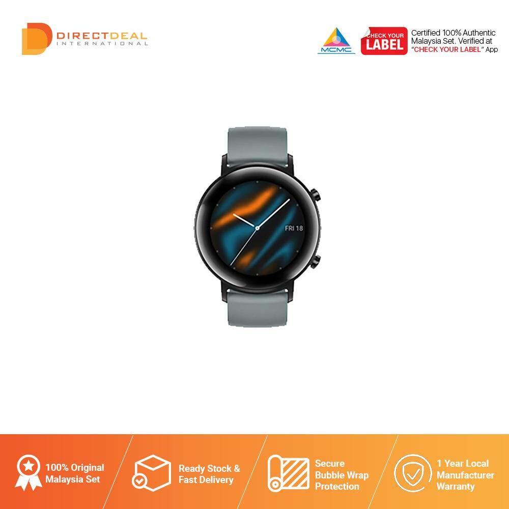 Huawei Watch GT 2 Smart watch MY SET 1 Year Warranty - 42mm
