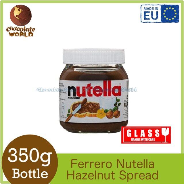 Nutella Hazelnut Spread 350g (Made in EU)