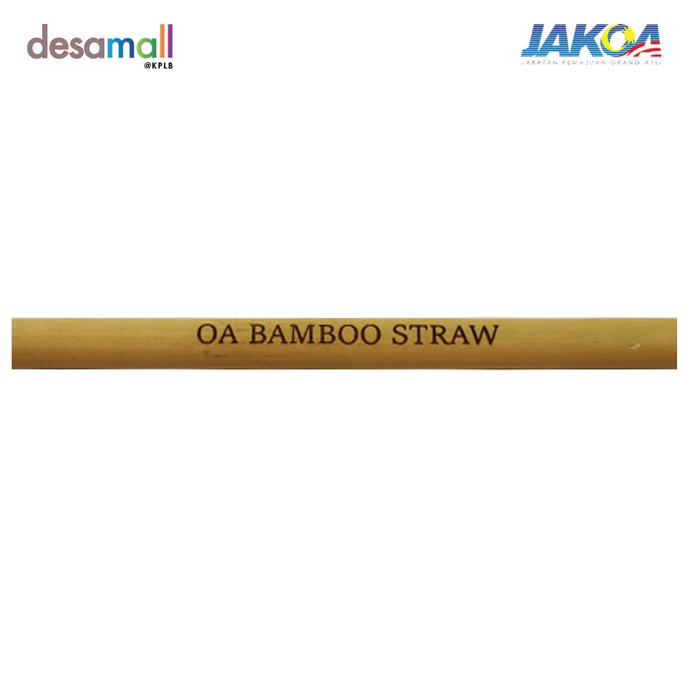 OA BAMBOO Straw