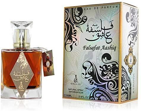 Falsafat Aashiq Ard Al Zaafaran 100ml Perfume for women and men (Unisex)