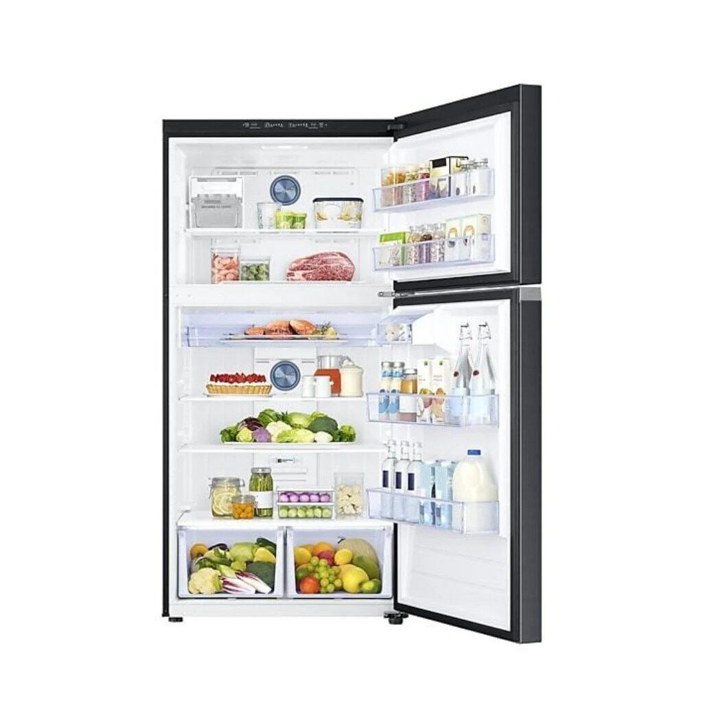Samsung Inverter 2 door Refrigerator/Peti Sejuk 670L Top Mount Freezer with Twin Cooling Plus RT21M6211SG/ME
