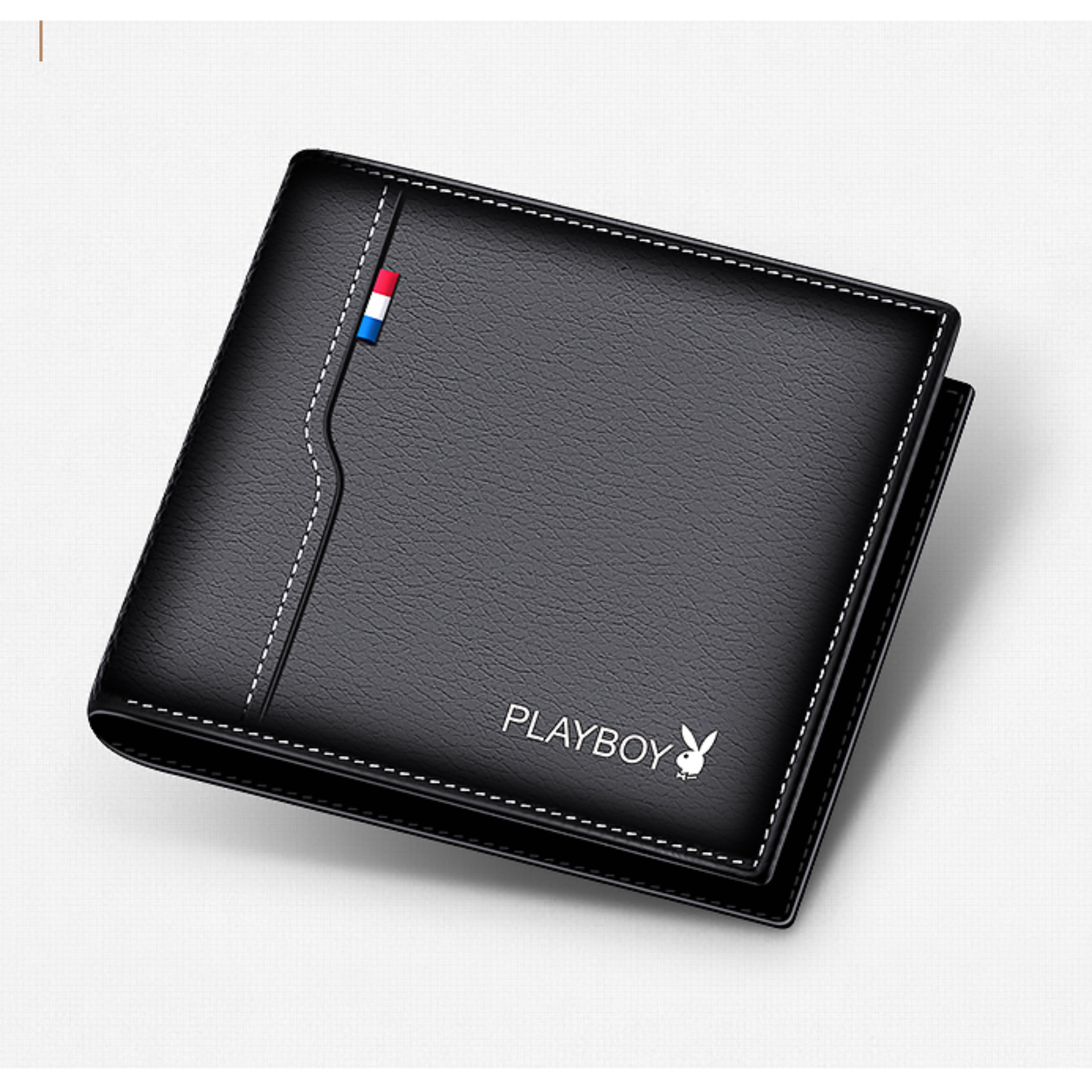 New Famous Men Casual Leather Short Wallet Wallets