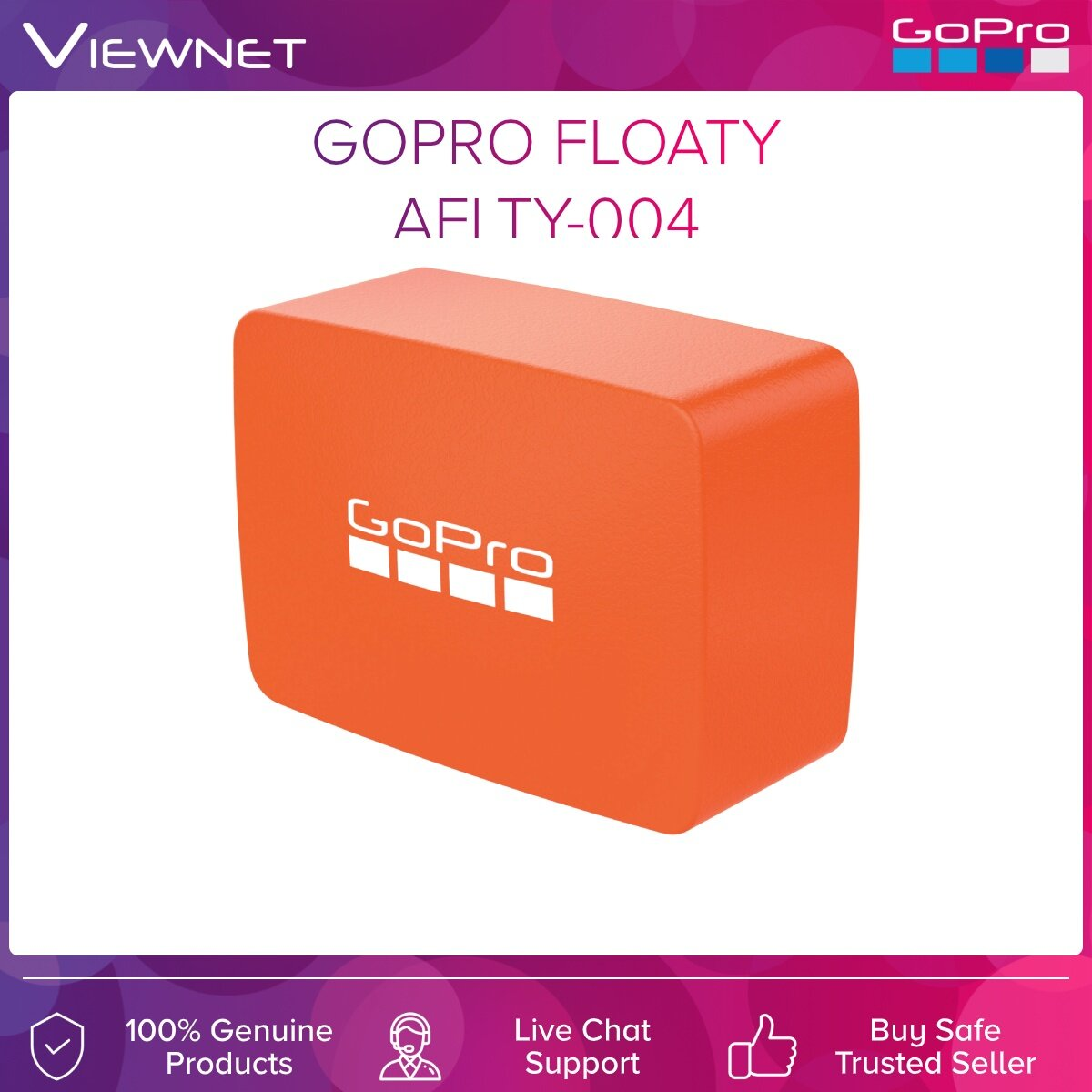 GOPRO FLOATY GOPRO ACCESSORIES (AFLTY-004)