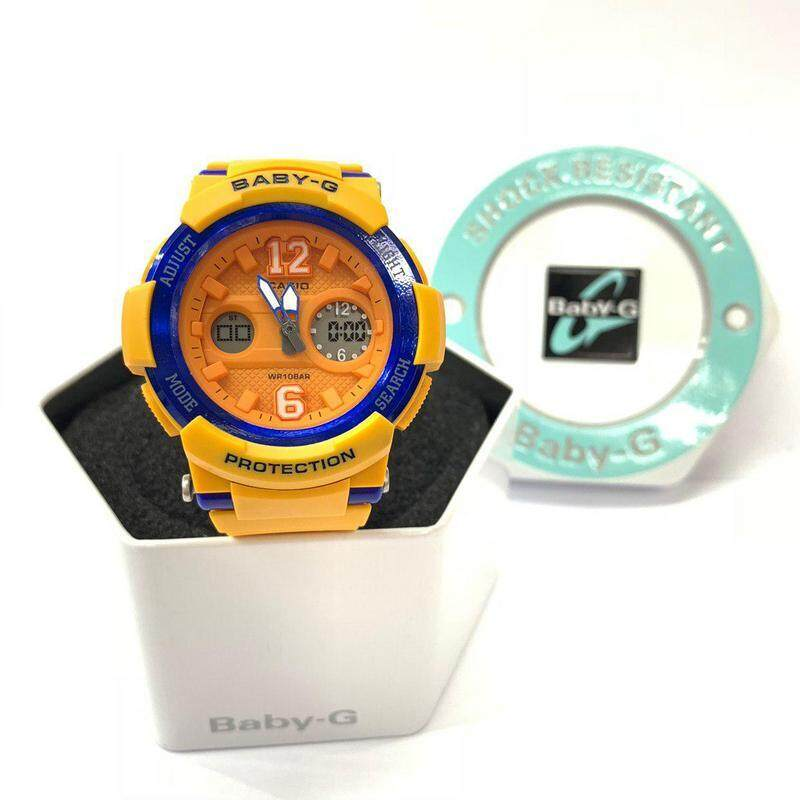 SPECIAL PROMOTION NEW SPORTS_CASIO_BABY_G_DUAL TIME DISPLAY FASHION WATCH FOR WOMEN HIGH DISSCOUNT LIMITED EDITION