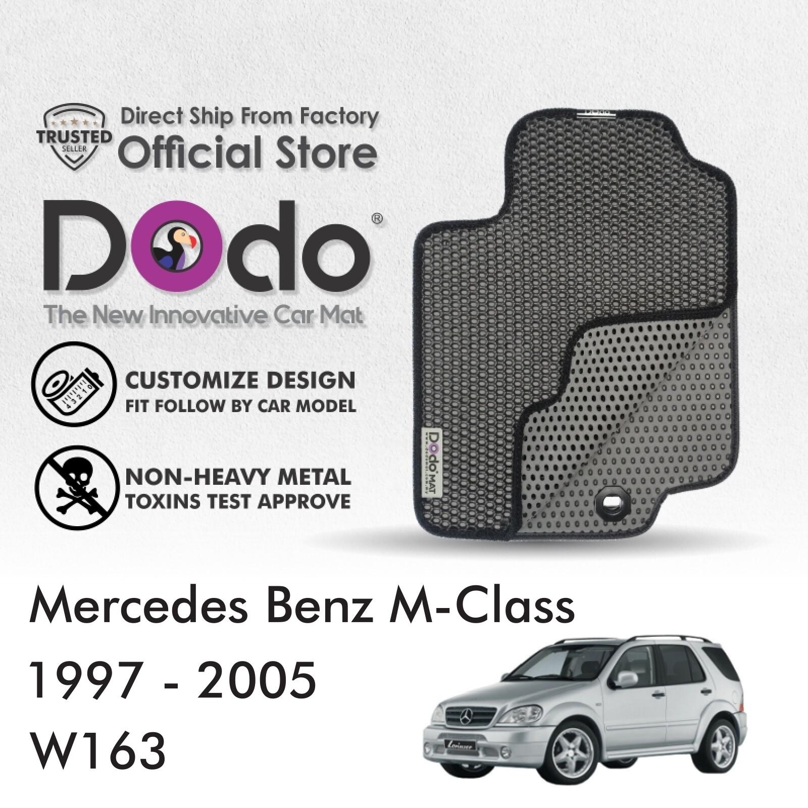 Dodo® Car Mat / Mercedes Benz M-Class / 1997- 2005 / W163